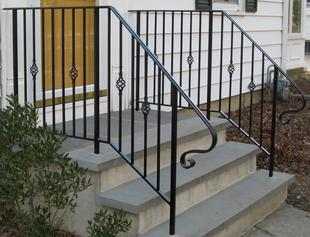 decorative aluminum railing. Basic Tubular Aluminum Railing  Post to Design railing page 1